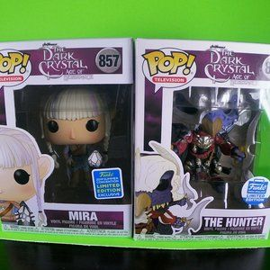 the dark crystal age of resistance funko pops